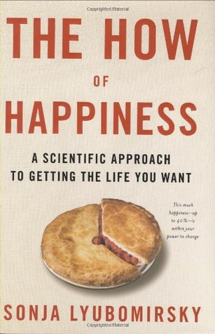 Cover of The How of Happiness