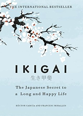 Cover of Ikigai